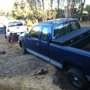 Stupid fords, yota to the rescue