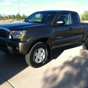 2013 Tacoma 4x4 TRD OR V6