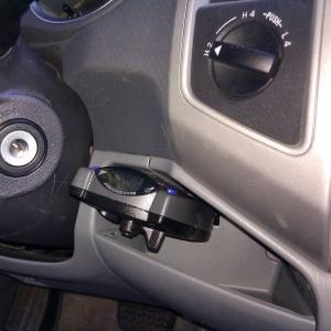 Tekonsha Prodigy P2 trailer brake controller install