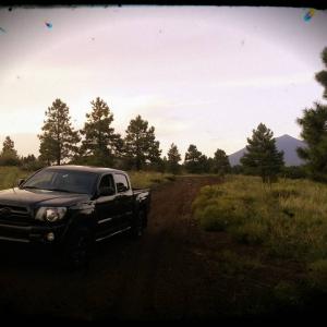 Flagstaff trail