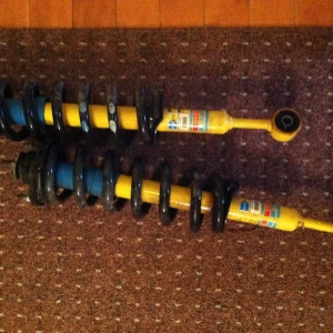 For Sale Items coilovers