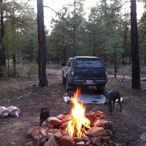 Mogollon Rim Camping