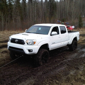 2012 fun in the mud