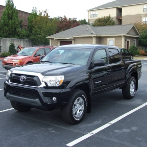 2013 Toyota Tacoma, DC 4WD, TRD Off-Road