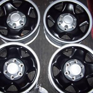 Tacoma Wheels