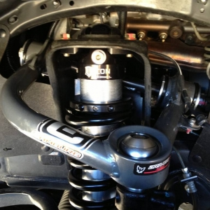 Icon extended coil over