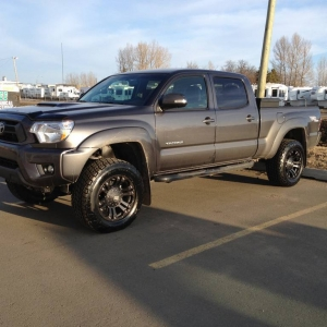 2012 TRD double cab