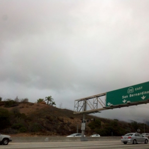 back in california for the first time in 10 months. and it's gloomy as