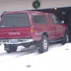 My 1997 Tacoma 4X4
