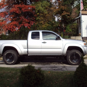 Leveled out with 5100's