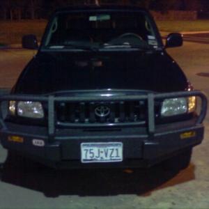 2004 tacoma arb