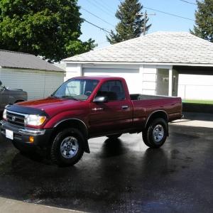 My 1st Tacoma
