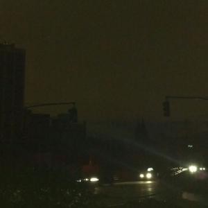 NYC Sandy Night