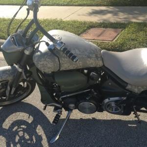 ACU motorcycle