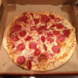 Mmm pizza.