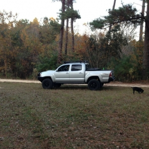 Truck and weezie