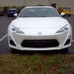 Dude at work just bought a FR-S. Thought the world would end and not have t