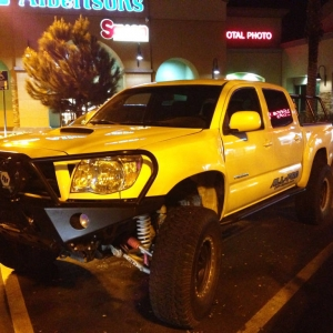 Spotted: All Pro Tacoma