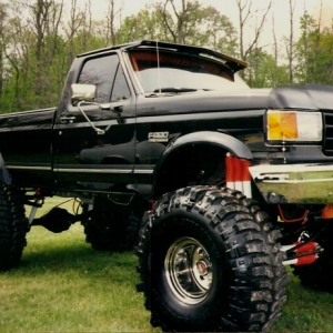1990 Ford F-350 4x4