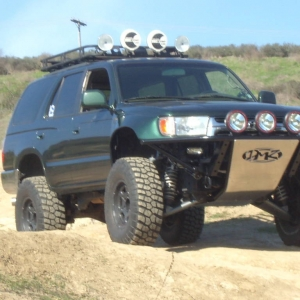 Long Travel 4Runner