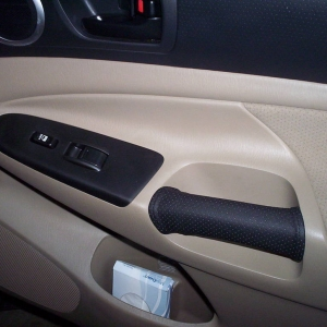 Redlinegoods console cover, door handle pull covers
