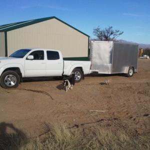 truck/trailer
