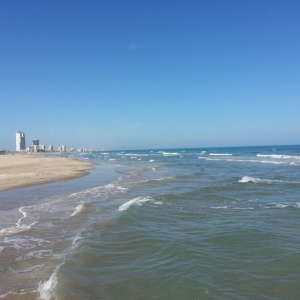 Enjoying this nice warm weather. @South Padre Island,