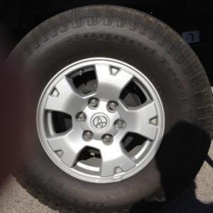Tacoma Wheel