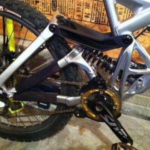 mountain bike demo 9 for sale
