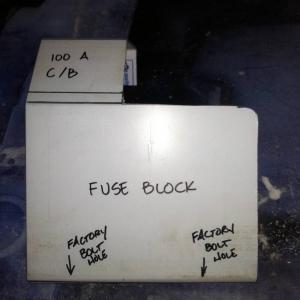 fuse bracket 2