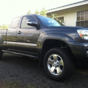 2012 Tacoma Build