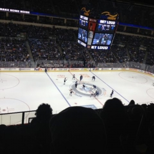 First jets games I've been to