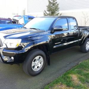 2013 Tacoma SR5 4x4