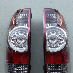 2012 Tail lights