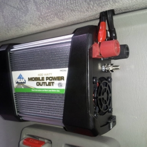 Power Inverter. . . -pretty cute, yeah?