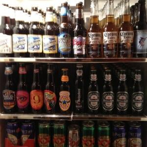 """My """"beer"""" fridge 02/13"""
