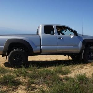 Silver Truck Build