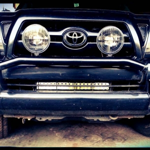 Lightbar and Hella's