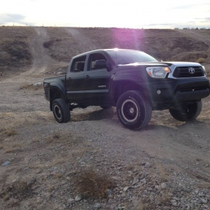 Trailing in the Tx with the new left