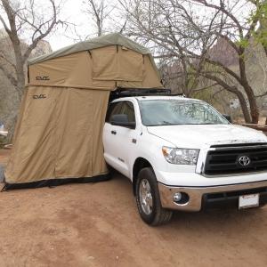 Tundra/tent 1