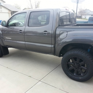 17' ultra renegades with toyo open country a/t 2's