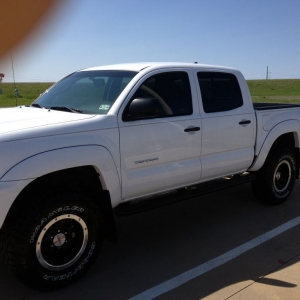 Im in love, saw this today at the dealership, 2011 TX TRD!