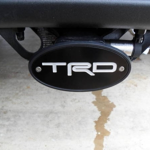 TRD tow cover