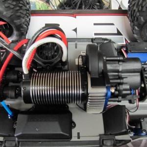 E Revo Brushless System w/Mamba Max System