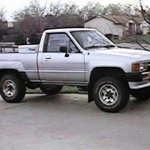 86 4x4 pickup