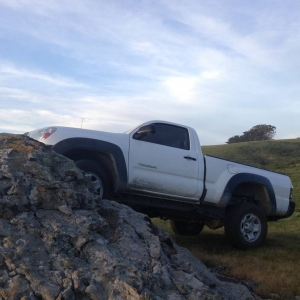 Pictures of my Tacoma
