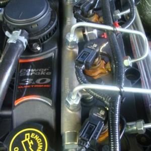 2012 Ranger Crew Cab 3.0 Powerstroke Diesel