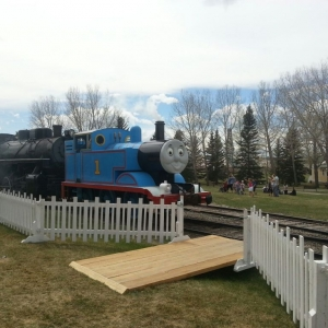 Be jealous, I'm chillin with Thomas the train bitches This message was