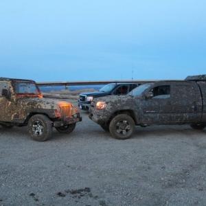 Tacoma w/ Jeep