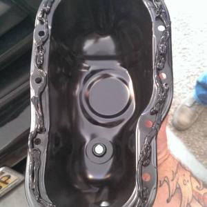 Oil Pan #1